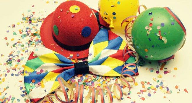 Festa Carnaval 15 anos